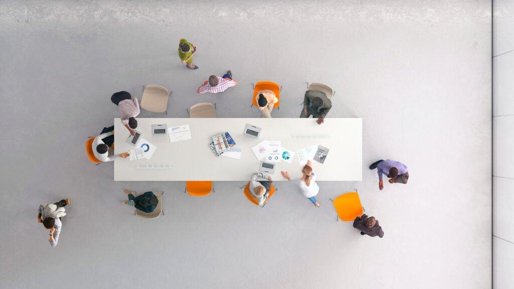 Workshop med ansatte